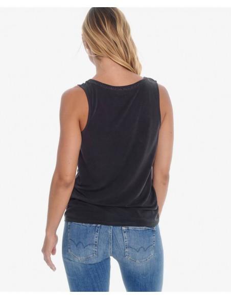 Tee Shirt FDORIS0000000SM 0007 ANTHRACITE Le temps des Ceris