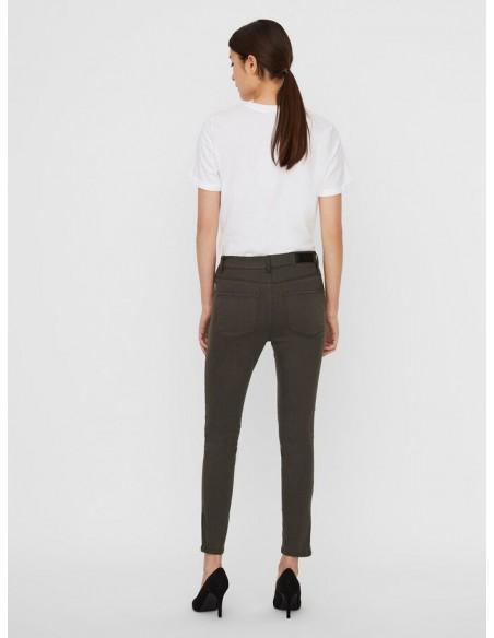 Trousers 10243730 Beluga VERO MODA ETE21