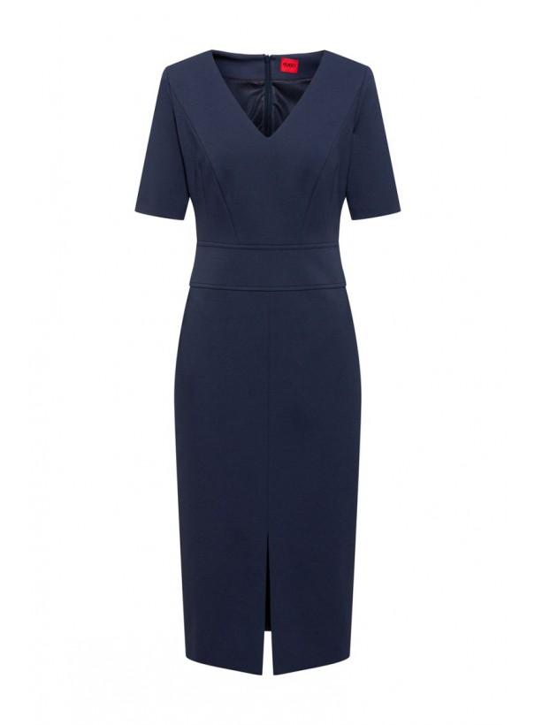 Dresses 50453461 402 HUGO WOMAN H21