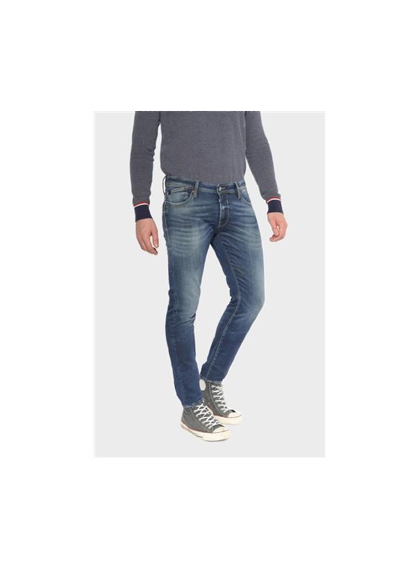 Pantalon JH711JOGW2123 3001 BLUE Le temps des Cerises H21