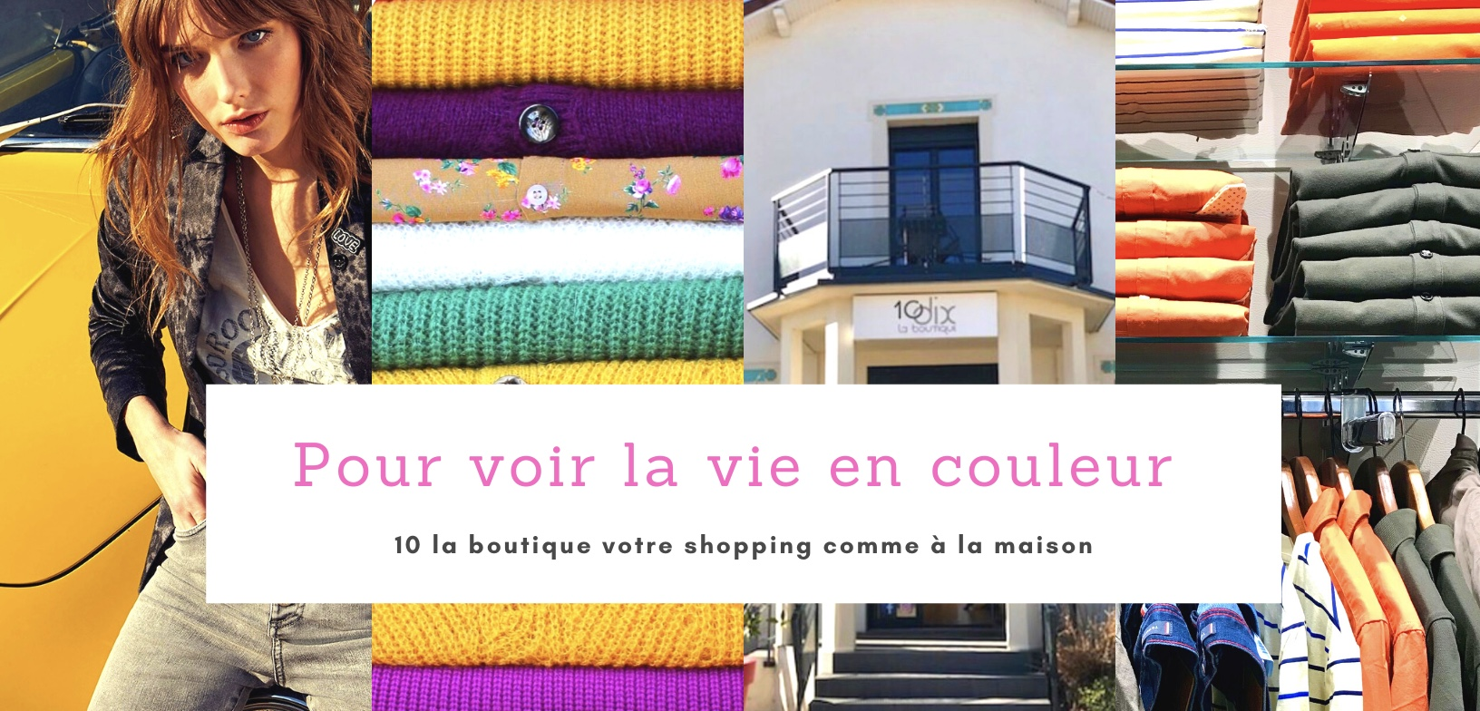 photographie de 10 la boutique